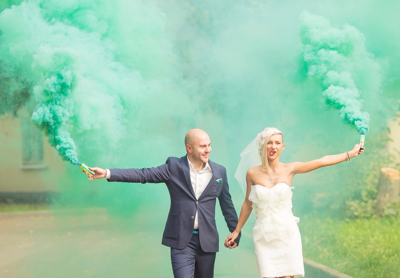 свадебные фото с дымовыми шашками отзывы это нужно очень